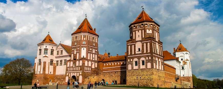 Visto Bielorussia - Castello