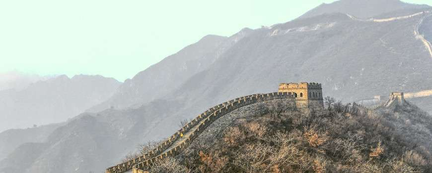 Visto Cina - La Grande Muraglia CInese