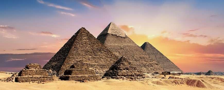 Visto Egitto - Piramidi di Giza