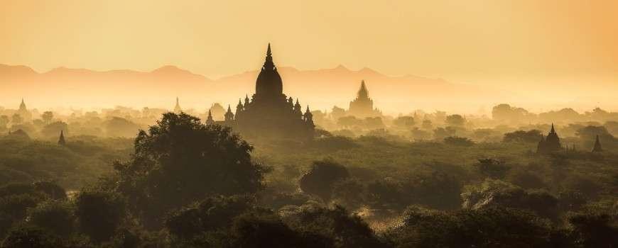 Visto Myanmar - Panorama