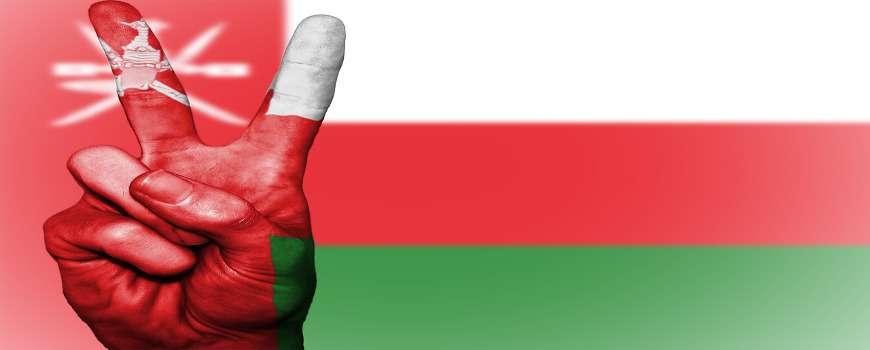 Visto Oman - Bandiera Pace