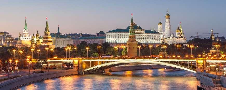 Visto Russia - Vista Cremlino