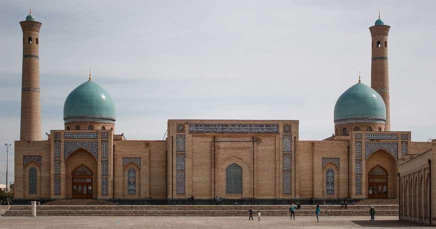 Visto Uzbekistan - Tashkent